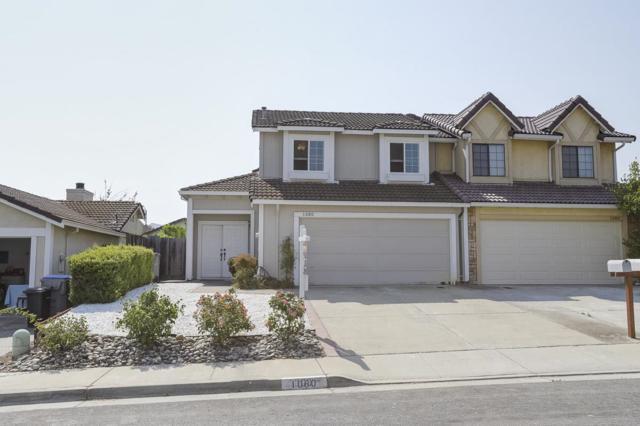 1080 Big Sur Dr, San Jose, CA 95120 (#ML81718159) :: Julie Davis Sells Homes
