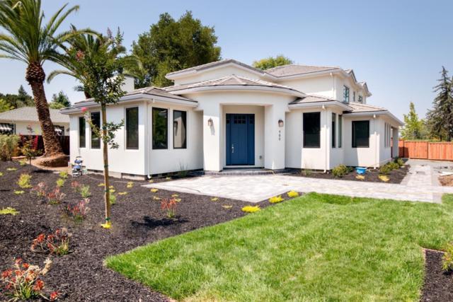 980 Golden Way, Los Altos, CA 94024 (#ML81718214) :: Strock Real Estate