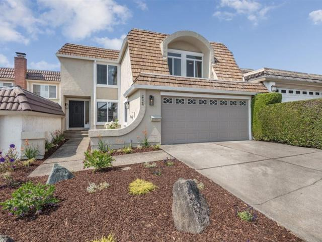 2524 Hastings Dr, Belmont, CA 94002 (#ML81718517) :: The Kulda Real Estate Group