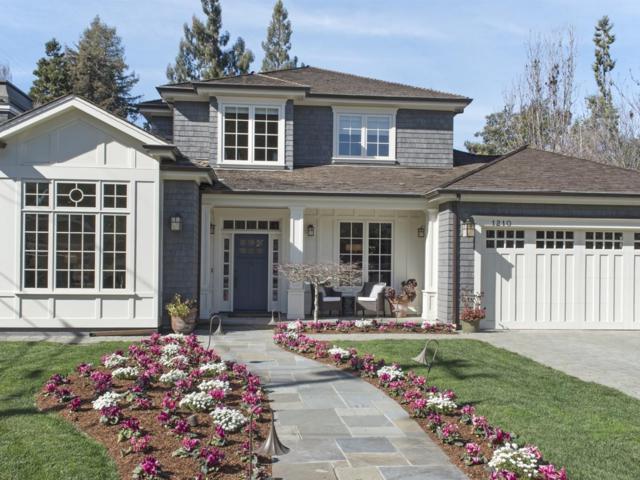 1210 Bay Laurel Dr, Menlo Park, CA 94025 (#ML81718737) :: The Kulda Real Estate Group