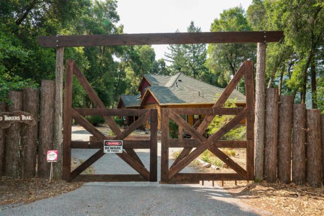 430 Tinkers Trl, Boulder Creek, CA 95006 (#ML81718855) :: Brett Jennings Real Estate Experts