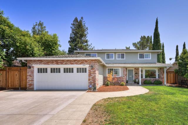 1267 Oakglen Way, San Jose, CA 95120 (#ML81718863) :: Julie Davis Sells Homes