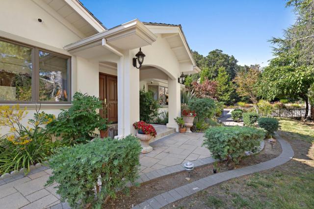 10 Sandra Rd, Hillsborough, CA 94010 (#ML81719232) :: The Kulda Real Estate Group