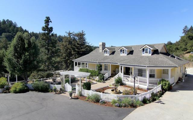 121 & 125 Citron Dr, Soquel, CA 95073 (#ML81720879) :: The Gilmartin Group