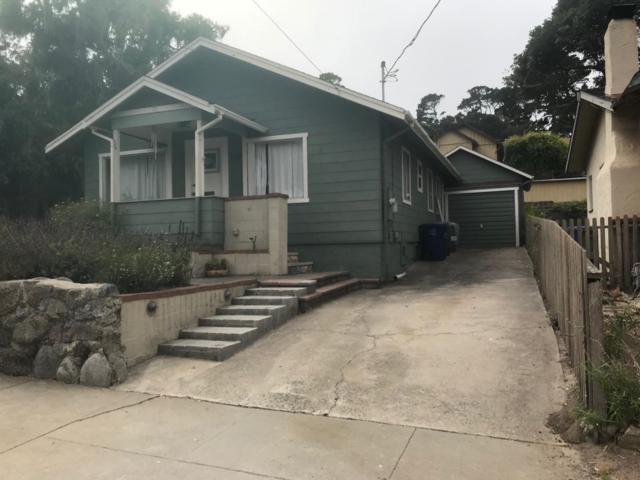 759 Filmore St, Monterey, CA 93940 (#ML81721249) :: Strock Real Estate