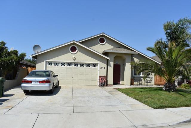 541 Indian Warrior Way, Soledad, CA 93960 (#ML81721917) :: The Kulda Real Estate Group