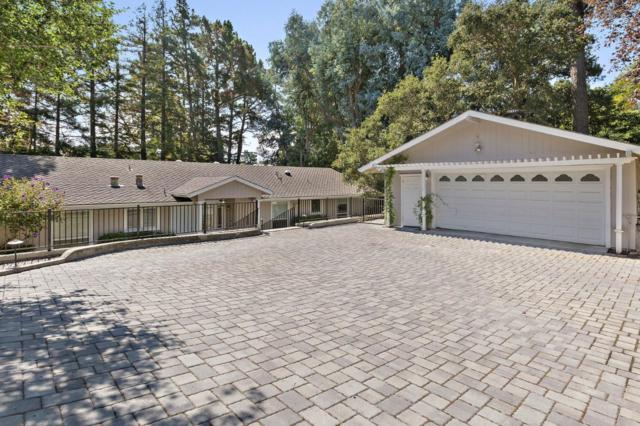 560 Remillard Dr, Hillsborough, CA 94010 (#ML81722359) :: The Warfel Gardin Group