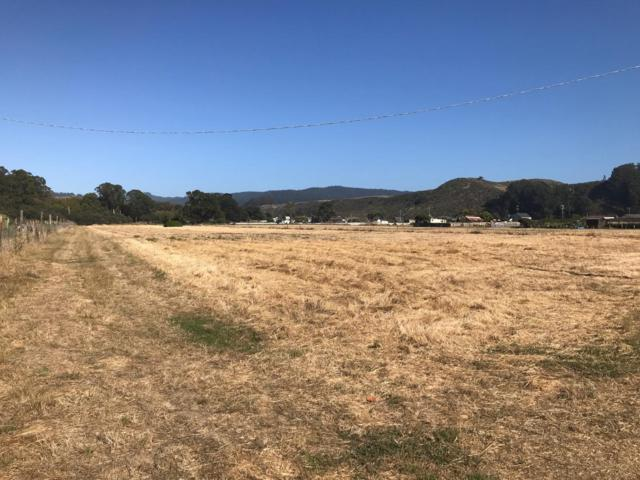 00 Water Ln, Pescadero, CA 94060 (#ML81722706) :: Strock Real Estate