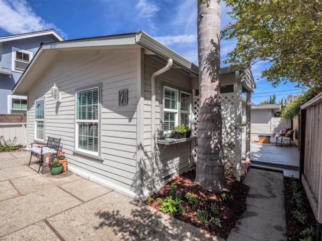 120 Park Ave, Santa Cruz, CA 95062 (#ML81722886) :: Strock Real Estate