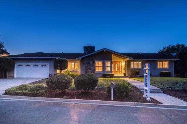 12743 Brookglen Ct, Saratoga, CA 95070 (#ML81723140) :: The Warfel Gardin Group