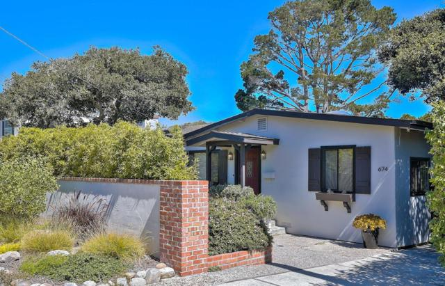674 Cypress St, Monterey, CA 93940 (#ML81723482) :: Strock Real Estate