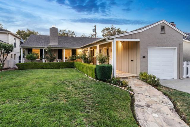 632 Vernon Way, Burlingame, CA 94010 (#ML81723510) :: The Gilmartin Group