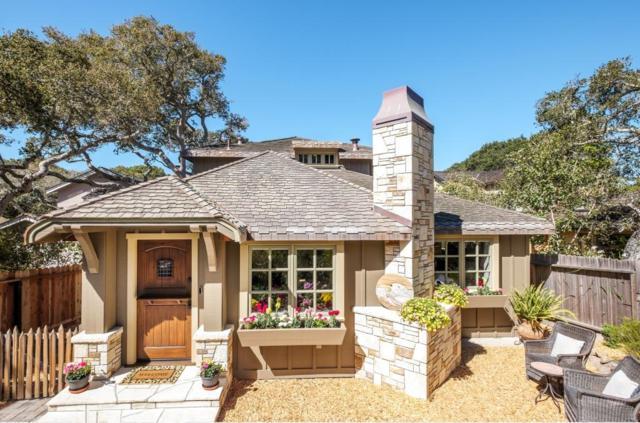 0 Monte Verde 5 Sw Of 10th Ave, Carmel, CA 93921 (#ML81723846) :: The Warfel Gardin Group