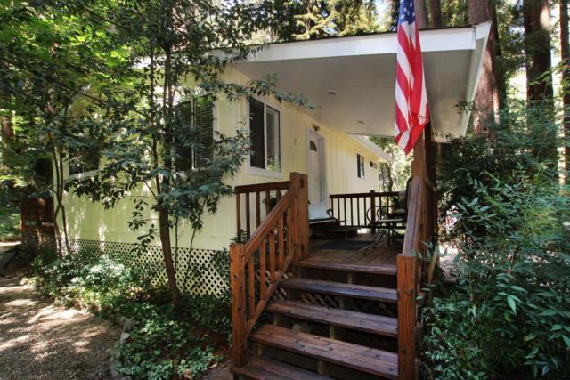 657 River Rd, Boulder Creek, CA 95006 (#ML81724052) :: Strock Real Estate