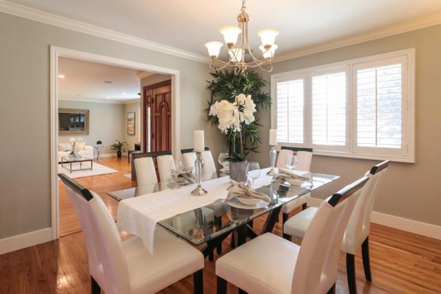 1071 Suffolk Way, Los Altos, CA 94024 (#ML81724165) :: Intero Real Estate