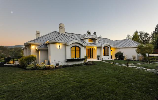 27466 Sunrise Farm Rd, Los Altos Hills, CA 94022 (#ML81724373) :: The Gilmartin Group