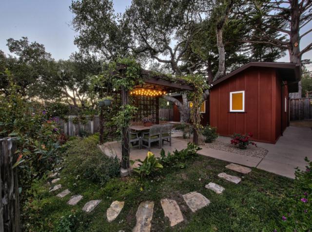 3136 Serra Ave, Carmel, CA 93923 (#ML81724570) :: The Kulda Real Estate Group