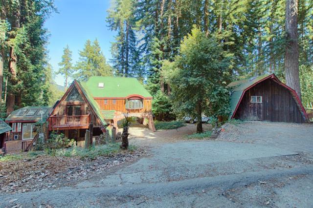 870 Woodland Dr, Ben Lomond, CA 95005 (#ML81724780) :: The Kulda Real Estate Group