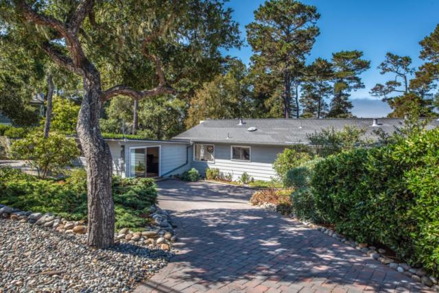 129 Cypress Way, Carmel Highlands, CA 93923 (#ML81725232) :: The Kulda Real Estate Group