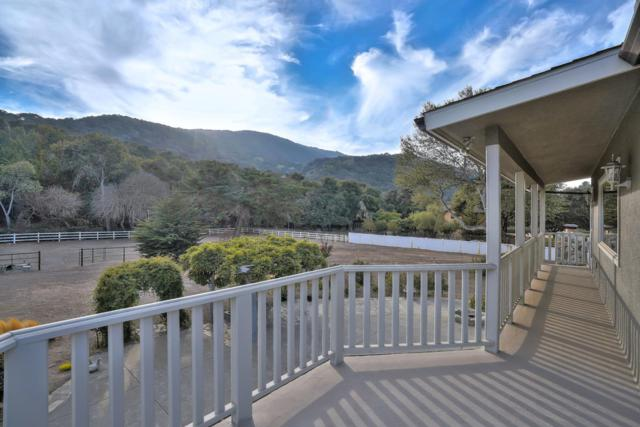 56 W Garzas Rd, Carmel Valley, CA 93924 (#ML81725539) :: The Warfel Gardin Group