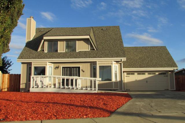 740 Madeira Cir, Salinas, CA 93905 (#ML81725757) :: Julie Davis Sells Homes