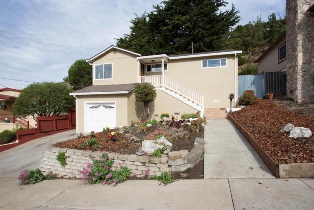 727 Moana Way, Pacifica, CA 94044 (#ML81726430) :: The Kulda Real Estate Group