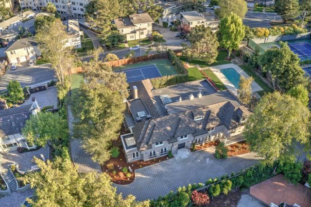 105 Baywood Ave, Hillsborough, CA 94010 (#ML81726460) :: The Kulda Real Estate Group