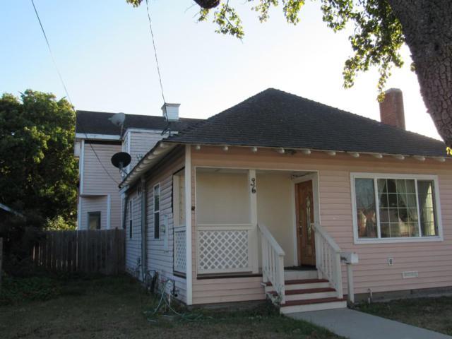 36 Pine St, Salinas, CA 93901 (#ML81726537) :: Julie Davis Sells Homes
