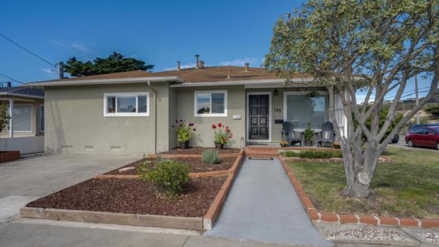 195 Shell St, Pacifica, CA 94044 (#ML81726575) :: von Kaenel Real Estate Group