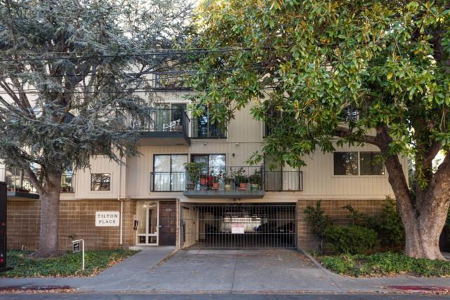 218 Tilton Ave 201, San Mateo, CA 94401 (#ML81726663) :: The Gilmartin Group