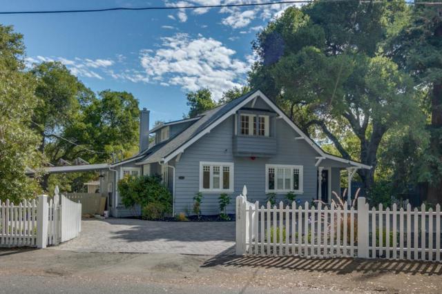 14054 Alta Vista Ave, Saratoga, CA 95070 (#ML81726691) :: von Kaenel Real Estate Group