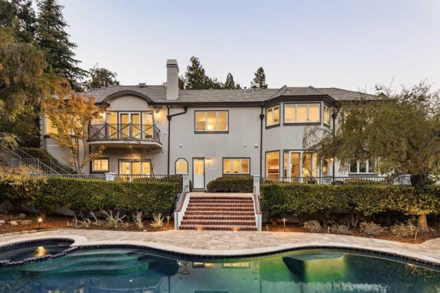11681 Dawson Dr, Los Altos Hills, CA 94024 (#ML81726991) :: The Goss Real Estate Group, Keller Williams Bay Area Estates
