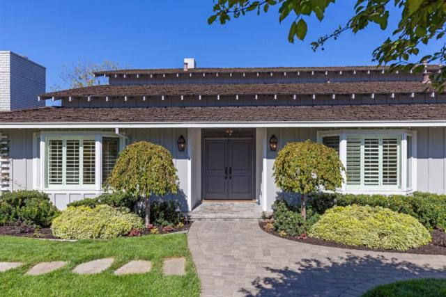 391 Juanita Way, Los Altos, CA 94022 (#ML81727211) :: The Kulda Real Estate Group