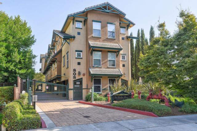 808 Lenzen Ave 108, San Jose, CA 95126 (#ML81727321) :: The Gilmartin Group