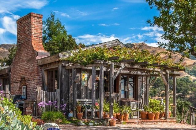 14 Upper Coastlands, Big Sur, CA 93920 (#ML81727500) :: The Warfel Gardin Group