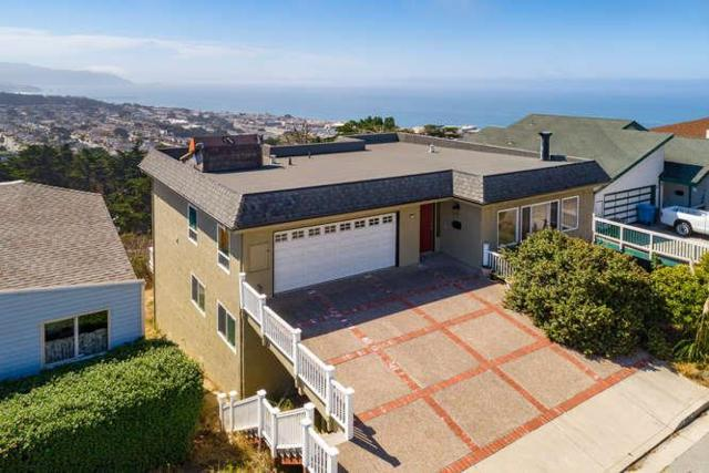 340 Farallon Ave, Pacifica, CA 94044 (#ML81727719) :: The Kulda Real Estate Group