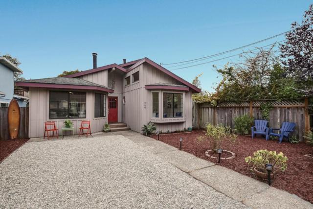 249 North Ave, Aptos, CA 95003 (#ML81727818) :: The Kulda Real Estate Group