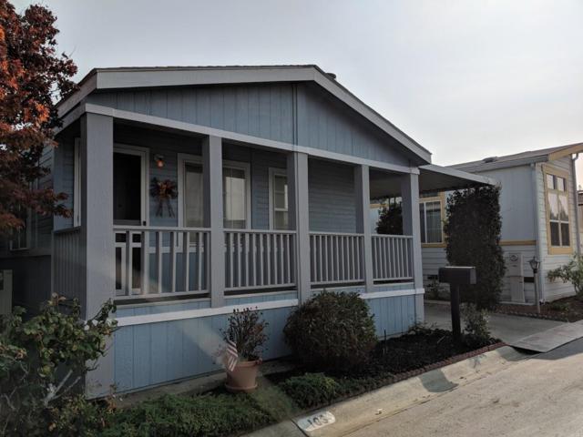 433 Sylvan Ave 103, Mountain View, CA 94041 (#ML81727886) :: Strock Real Estate