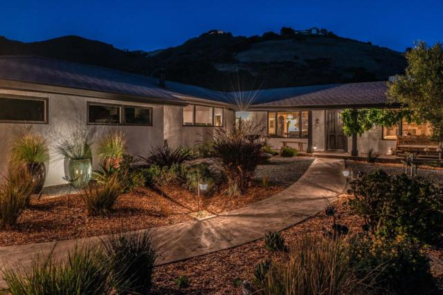 128 Rancho Rd, Carmel Valley, CA 93924 (#ML81727984) :: Brett Jennings Real Estate Experts