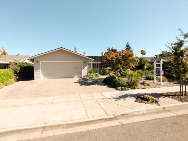 1674 Manitoba Dr, Sunnyvale, CA 94087 (#ML81728261) :: Julie Davis Sells Homes