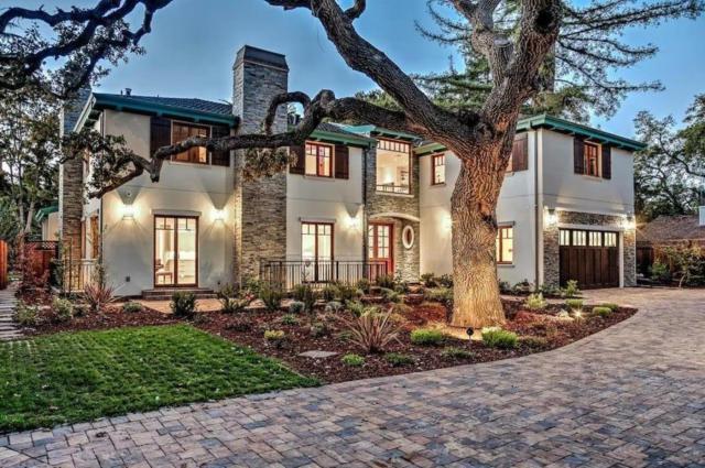 1050 Louise St, Menlo Park, CA 94025 (#ML81728264) :: Strock Real Estate