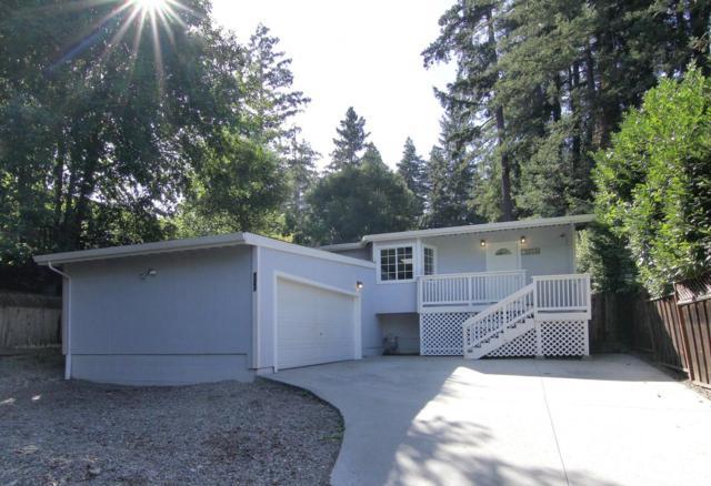 5367 Taylor Way, Felton, CA 95018 (#ML81729226) :: The Kulda Real Estate Group