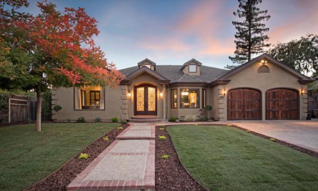 682 Springer Ter, Los Altos, CA 94024 (#ML81729241) :: The Kulda Real Estate Group