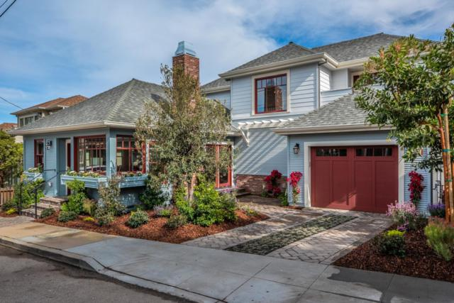 155 12th St, Pacific Grove, CA 93950 (#ML81729542) :: The Warfel Gardin Group
