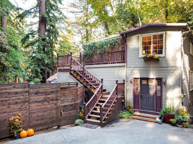 199 Blue Ridge Dr, Boulder Creek, CA 95006 (#ML81729602) :: Perisson Real Estate, Inc.