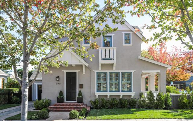 302 Channing Ave, Palo Alto, CA 94301 (#ML81729811) :: Julie Davis Sells Homes