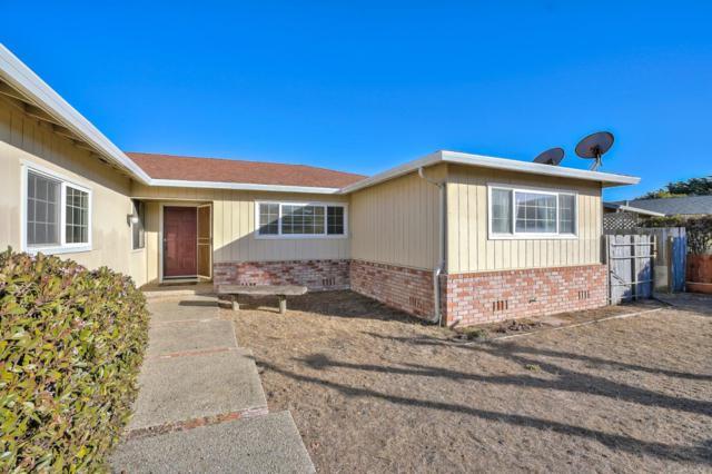 3106 Messinger Dr, Marina, CA 93933 (#ML81729863) :: Brett Jennings Real Estate Experts