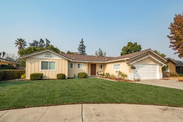 885 Dogwood Ct, San Jose, CA 95128 (#ML81730715) :: The Kulda Real Estate Group