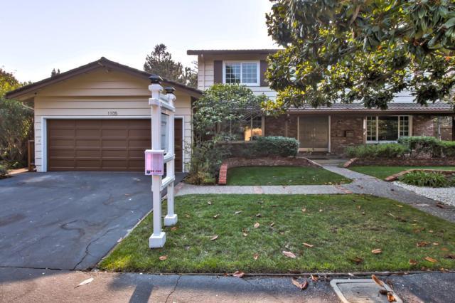 1105 Hidden Oaks Dr, Menlo Park, CA 94025 (#ML81730836) :: The Kulda Real Estate Group