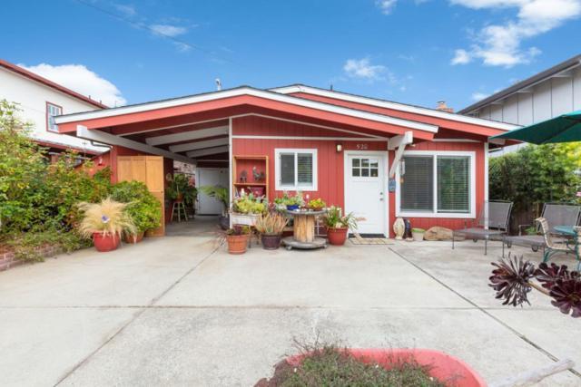 520 Harriet Ave, Aptos, CA 95003 (#ML81731066) :: Keller Williams - The Rose Group